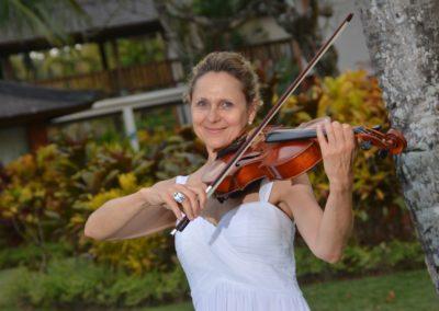 Violin Duo Bali 4